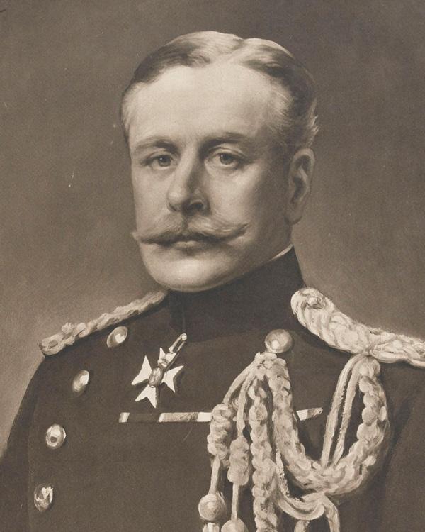 General Sir Douglas Haig, 1916