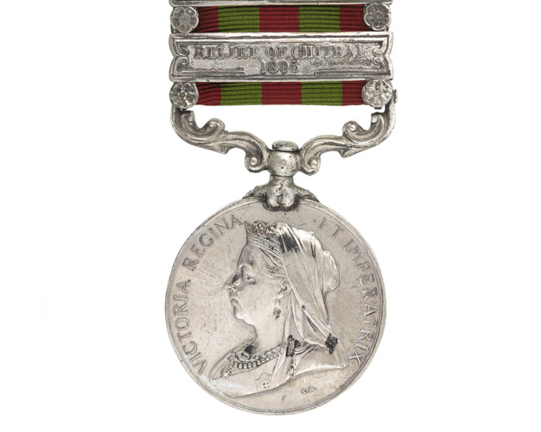 Jimson's India Medal 1895-1902