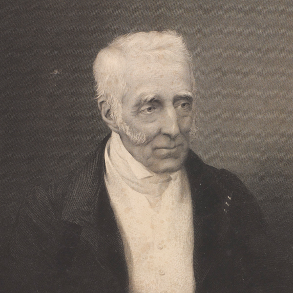Duke of Wellington, 1845