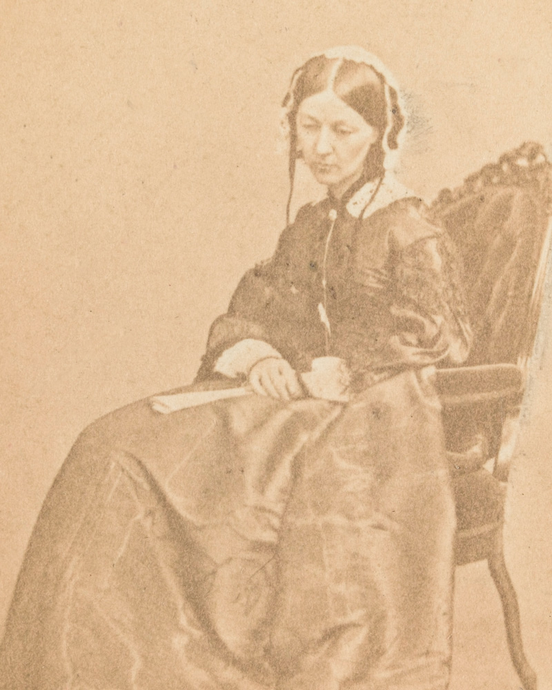 Florence Nightingale The Lady With The Lamp National