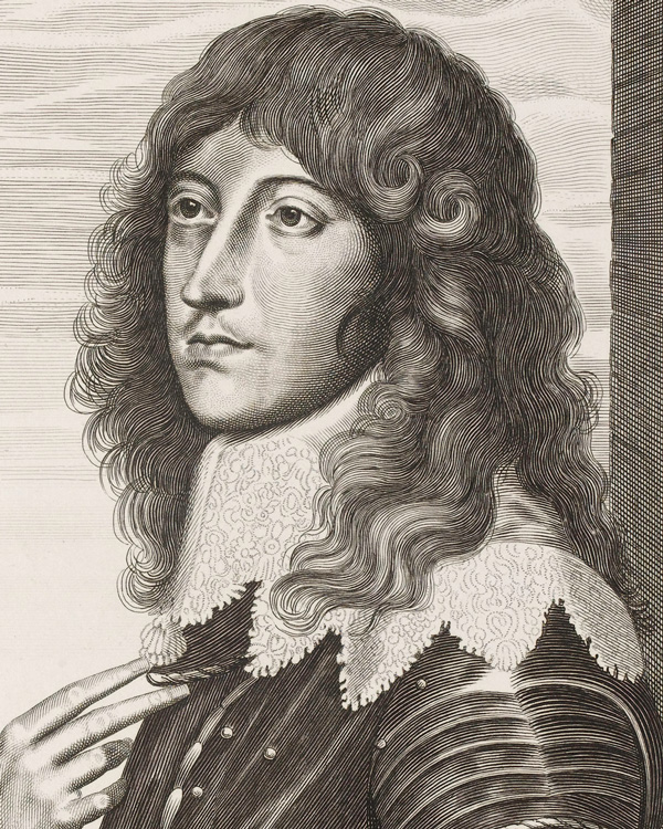 Prince Rupert commanded the Royalist cavalry