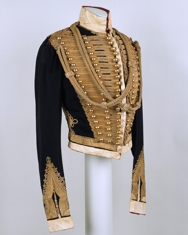Lieutenant Walter Stephens Brinkley of the 11th Hussars pelisse,1848