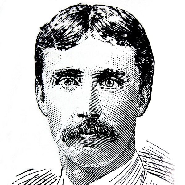 Charles Edwin Fripp, 1900