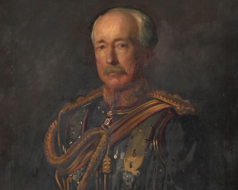 Field Marshal the Right Honourable Garnet Joseph, Viscount Wolseley, 1910