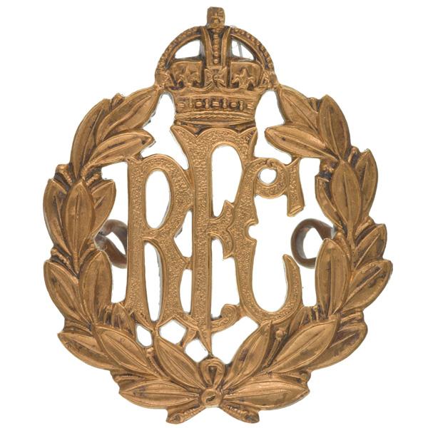 Cap badge, Royal Flying Corps