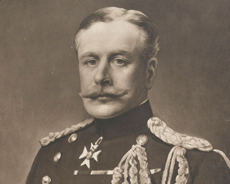 General Sir Douglas Haig, 1916