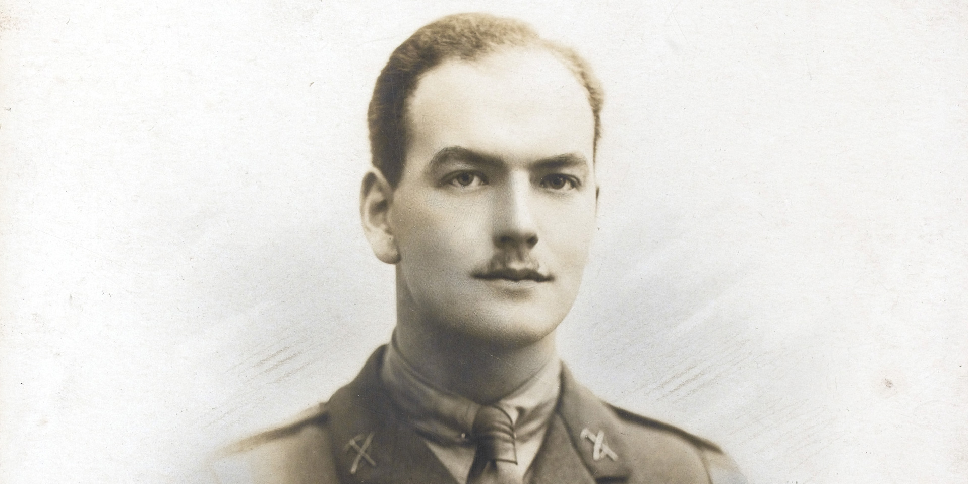 Second Lieutenant Dougas McKie, The Northumberland Fusiliers, 1916