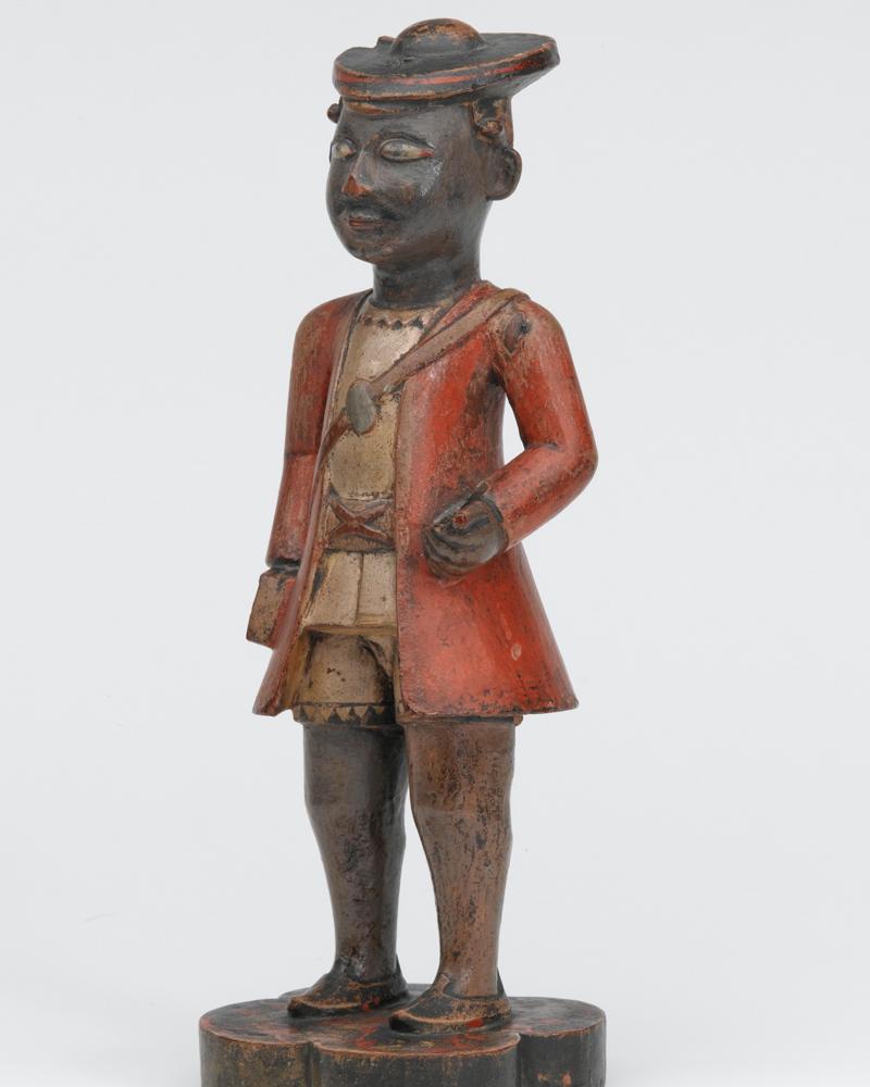 Sepoy of the Madras Army, c1785