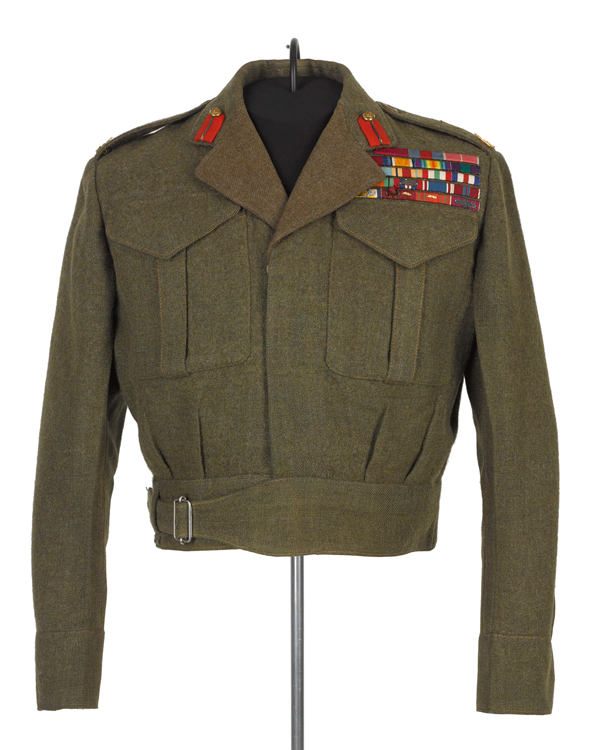 Sir Gerald Templer's battle dress blouse, 1950s