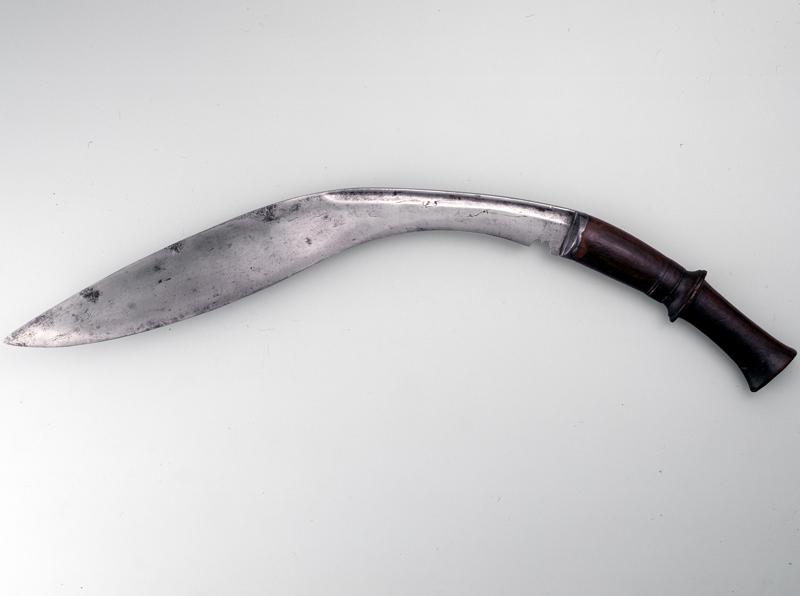 Gurkha kukri, c1814