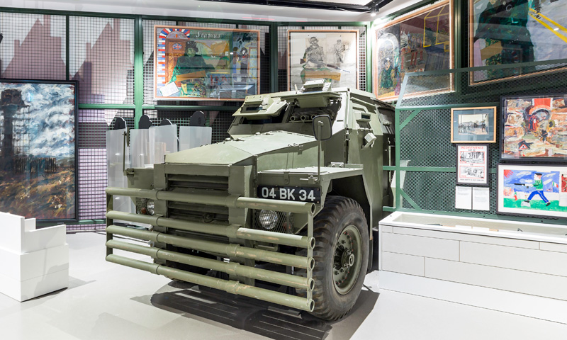 The Humber 'Pig' truck