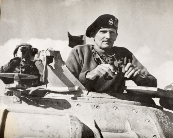 General Bernard Montgomery, 1942