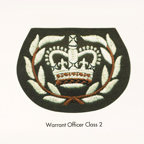 Warrant Officer Class 2