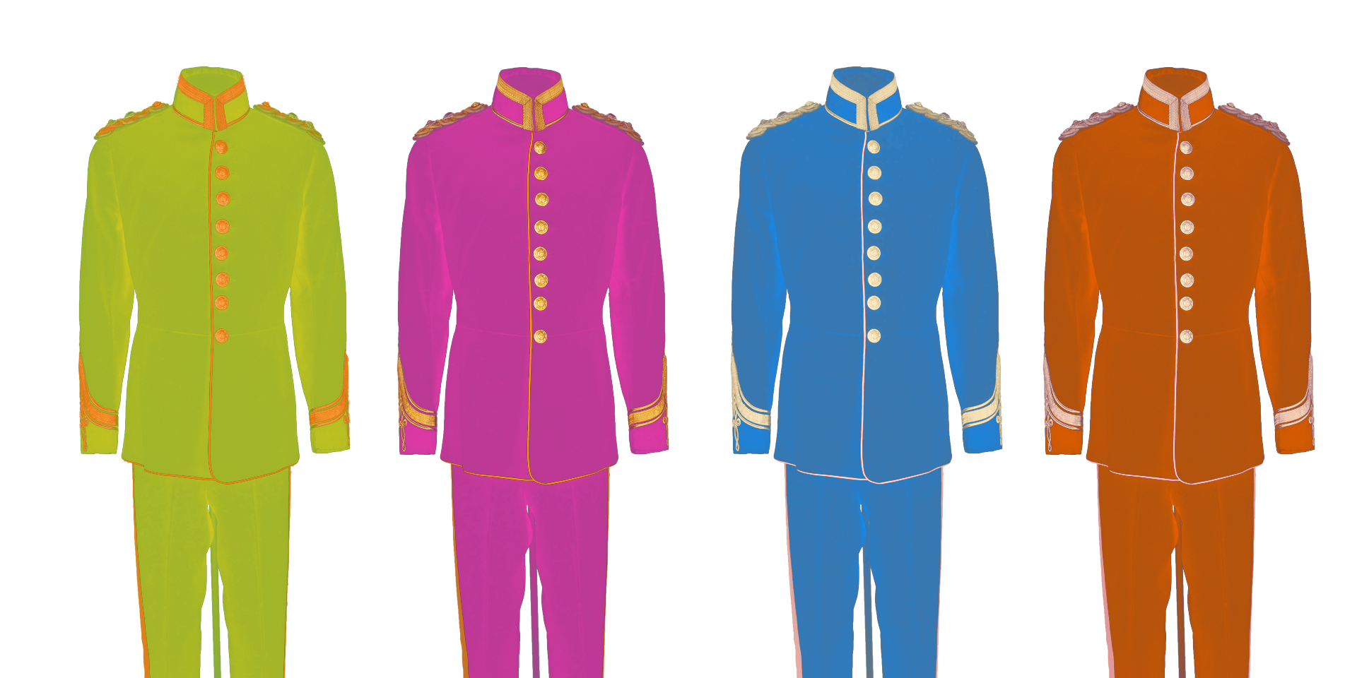 How To Dress Like Sgt Pepper National Army Museum