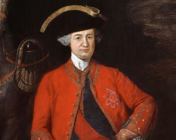 Major-General Lord Robert Clive, 1764
