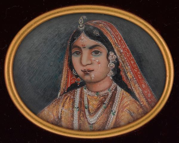 Rani of Jhansi, c1857