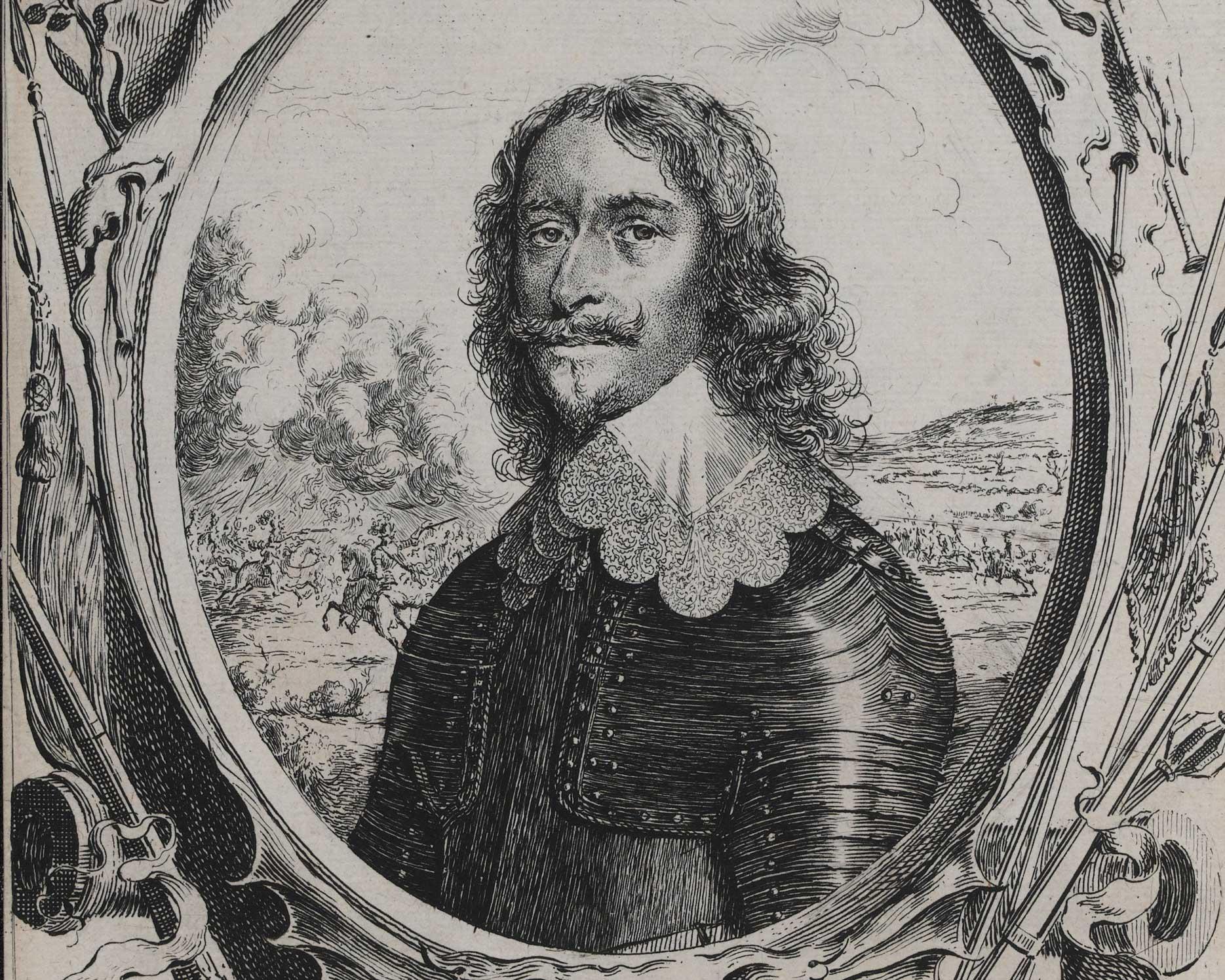 Major General Sir William Waller, 1643