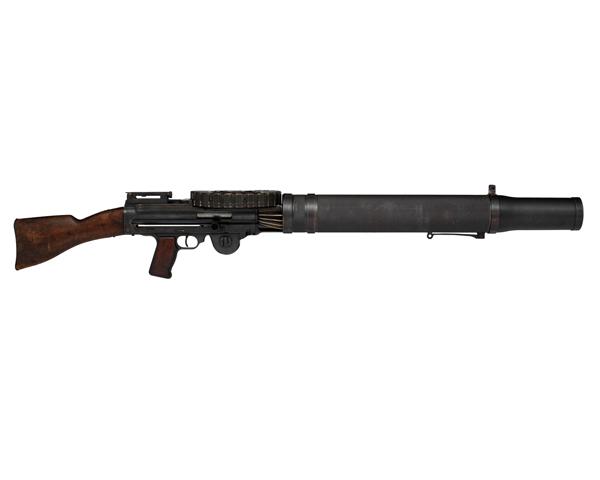 Lewis .303 Machine Gun, 1914