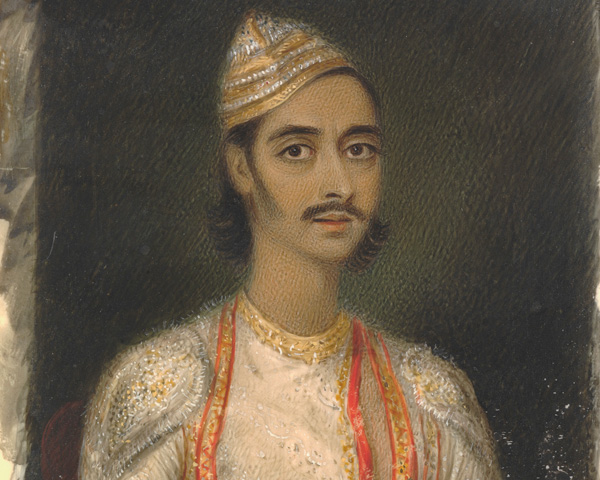 Nawab of Furukabad, 1857