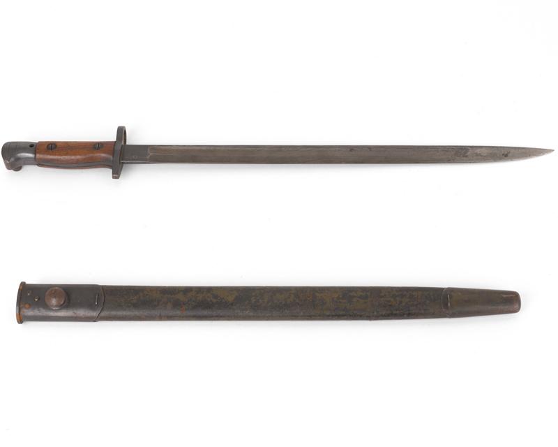 Pattern 1907/1913 bayonet, 1917