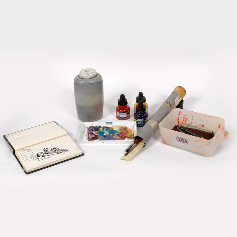 Paint kit video