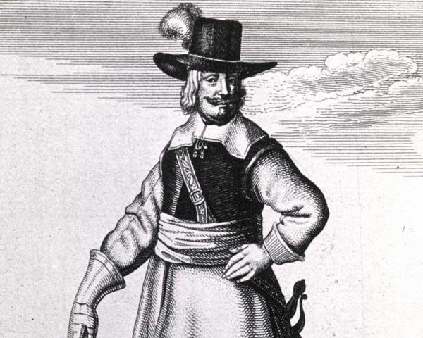 Robert Devereux, Earl of Essex, c1644