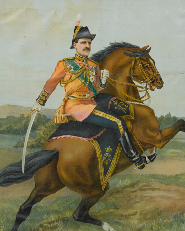Major-General Sir Hector MacDonald, 1899
