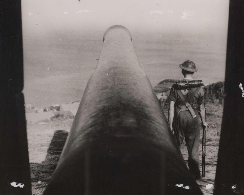 Coastal defence, 1940