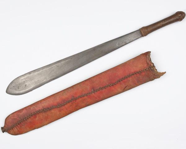 Sword of Mau Mau 'General', 1952
