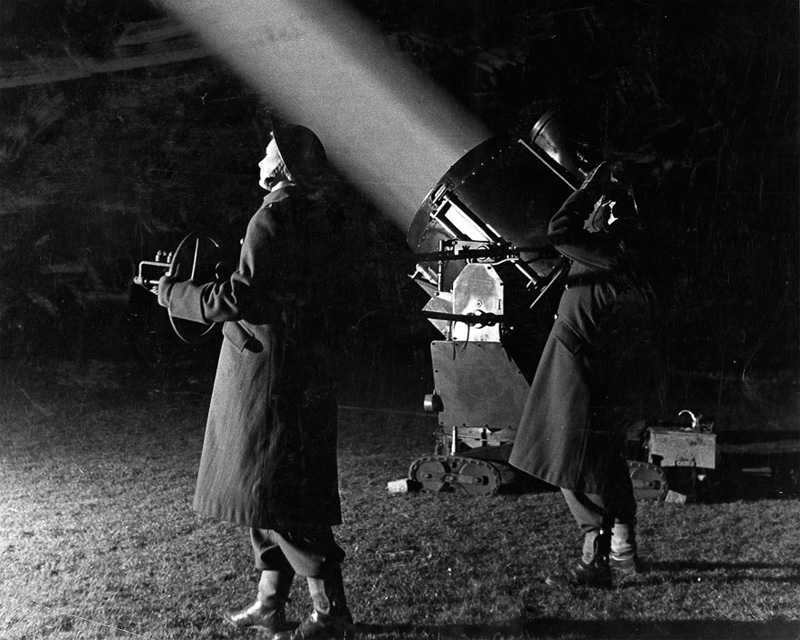 Auxiliary Territorial Service personnel manning anti-aircraft defences, 1940