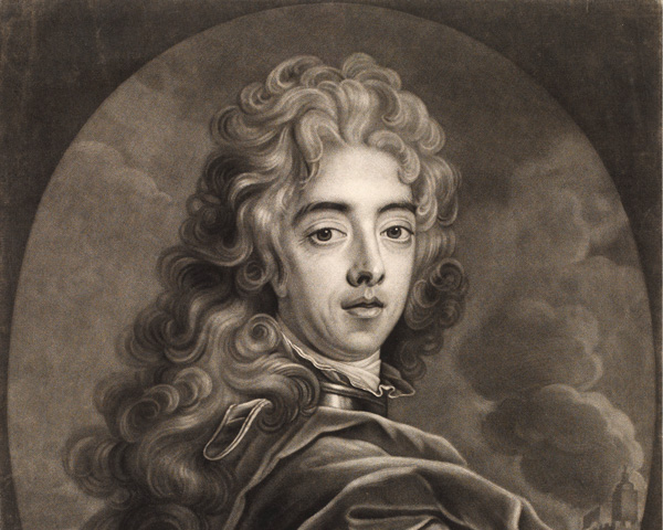 Prince Eugene of Savoy, c1690