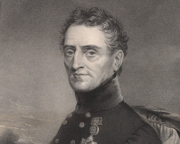 Major General Sir Harry Smith, c1847