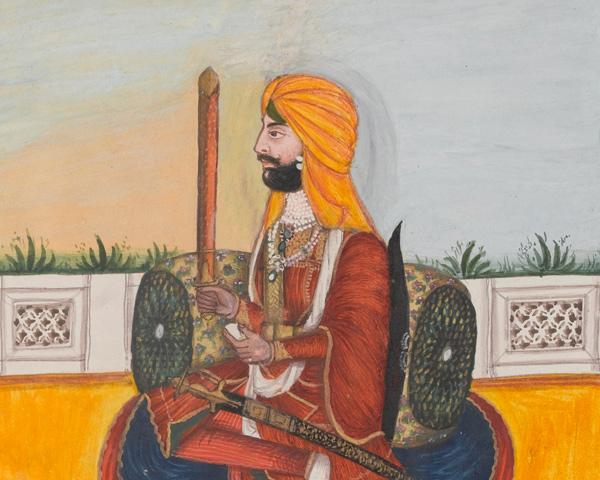 Sirdar Ranjodh Singh Majithia, c1847
