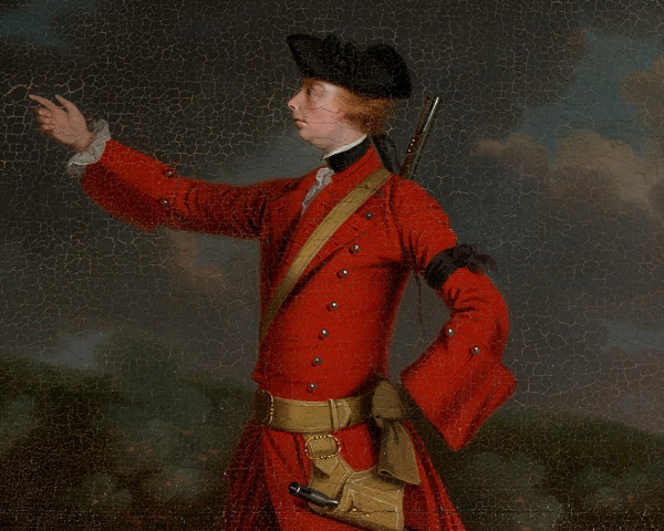 James Wolfe: The heroic martyr | National Army Museum