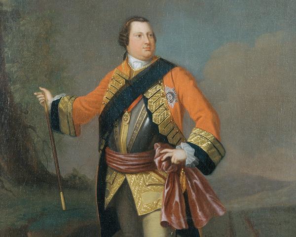 William Augustus, Duke of Cumberland, 1750