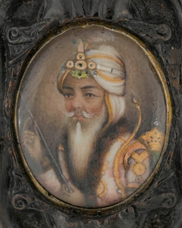 Maharajah Ranjit Singh, c1839