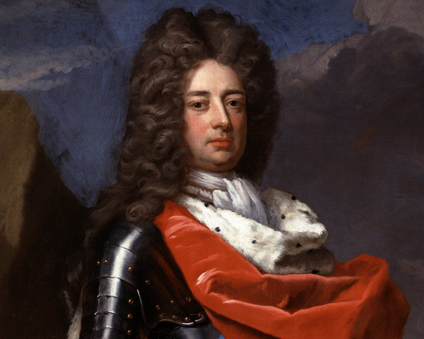 The Duke of Marlborough, c1702