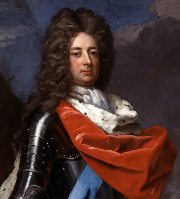 John Churchill, 1st Duke of Marlborough, c1702