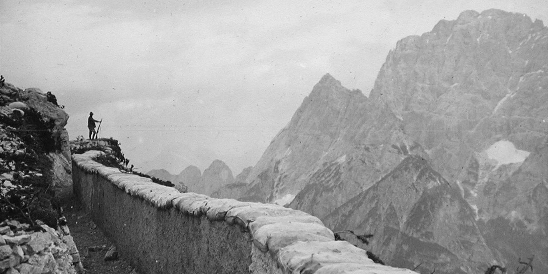 Summit of Mount Kopfach
