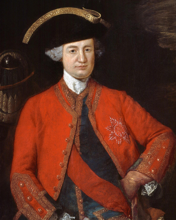 Lord Robert Clive, c1764