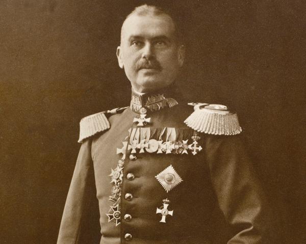 General Otto Liman von Sanders, c1917
