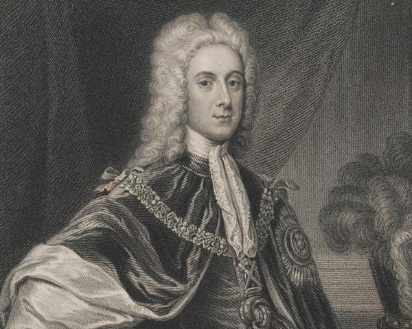 John Campbell, 2nd Duke of Argyll, c1720s