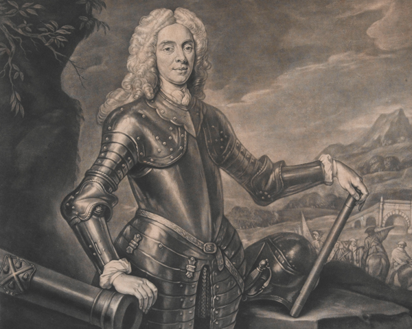 Lieutenant General George Wade, 1736