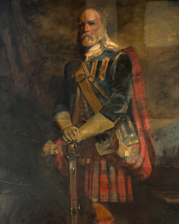 Major-General John Gordon of Glenbucket, 1745