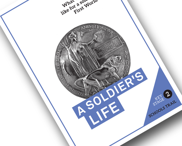A soldier's life trail