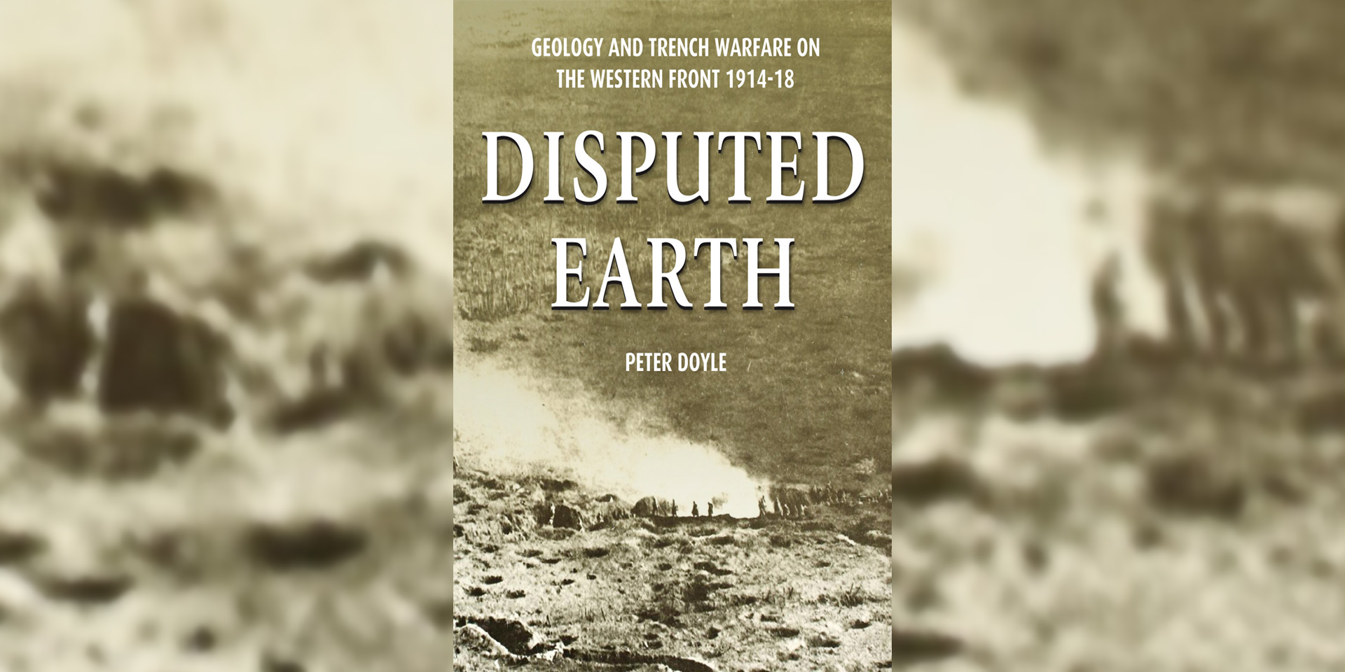 Disputed Earth book cover