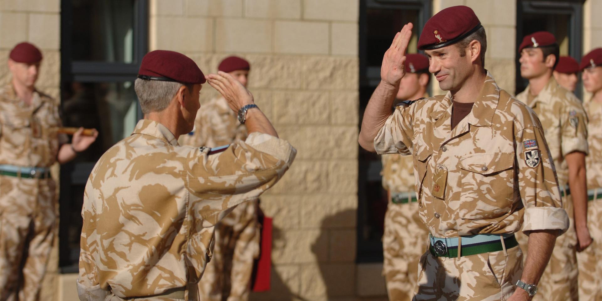 British Army ranks   National Army Museum