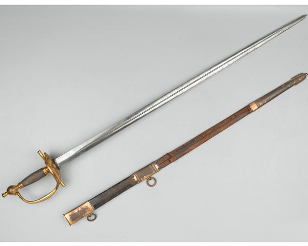Sword used by Sir John Moore, c1809