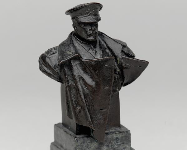 Bronze bust of Field Marshal Douglas Haig, c1918
