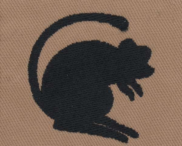 Formation badge of 4th Armoured Brigade, c1999